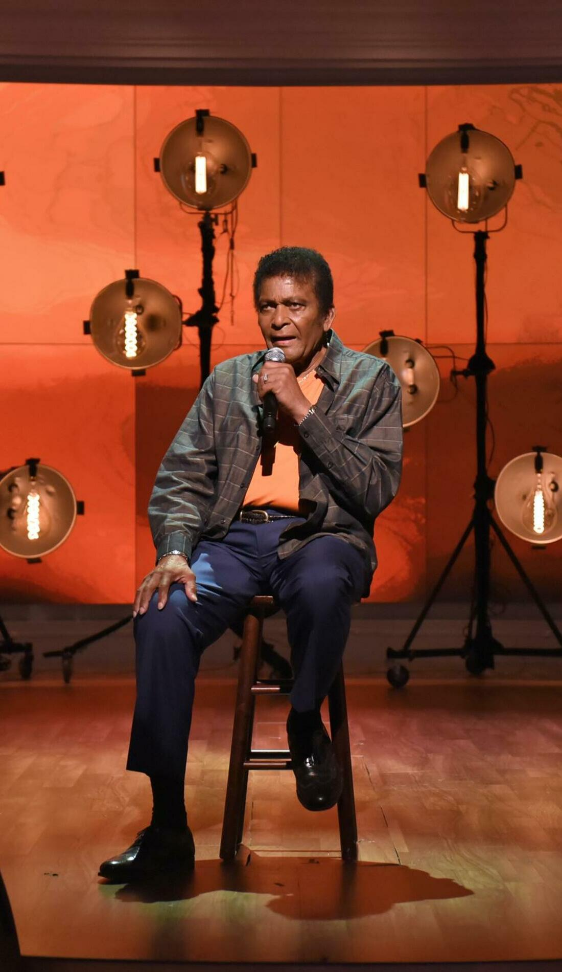 A Charley Pride live event