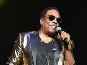 Charlie Wilson with MC Lightfoot and Johnny Gill
