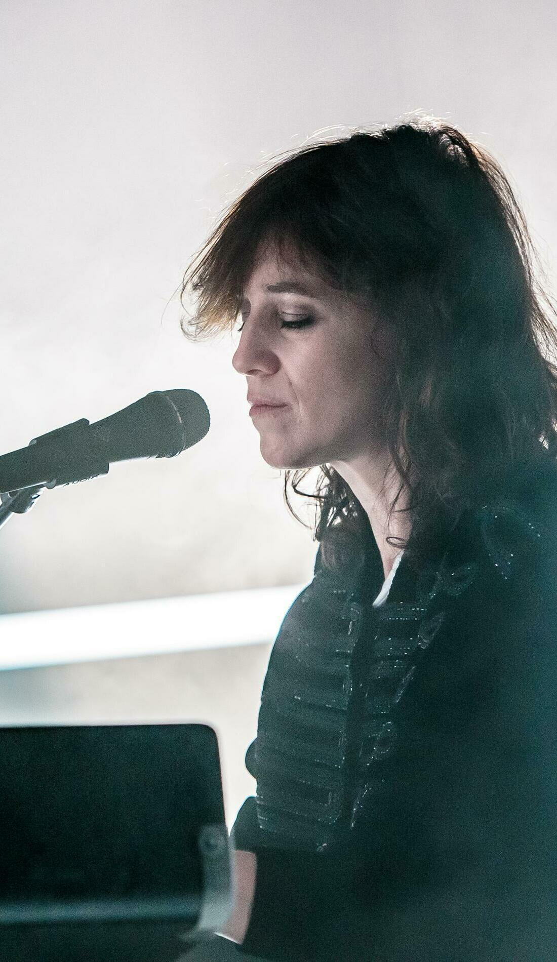 A Charlotte Gainsbourg live event