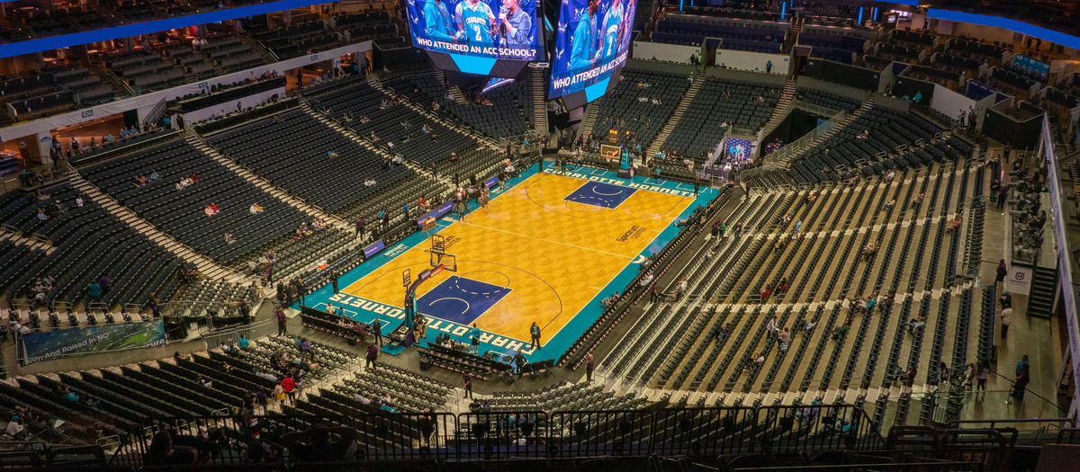 Charlotte Hornets Tickets | SeatGeek