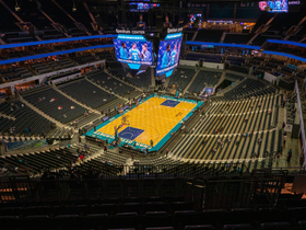 Los Angeles Lakers at Charlotte Hornets