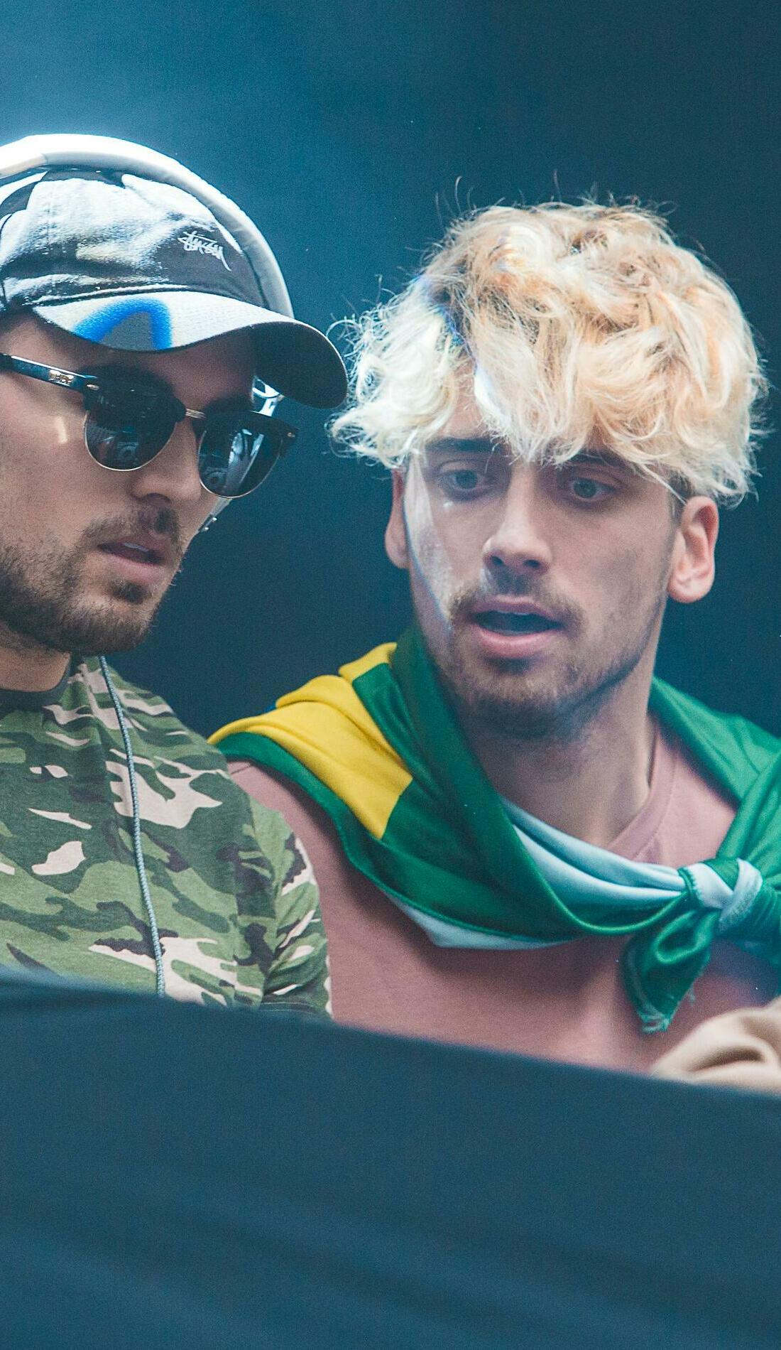 A Cheat Codes live event