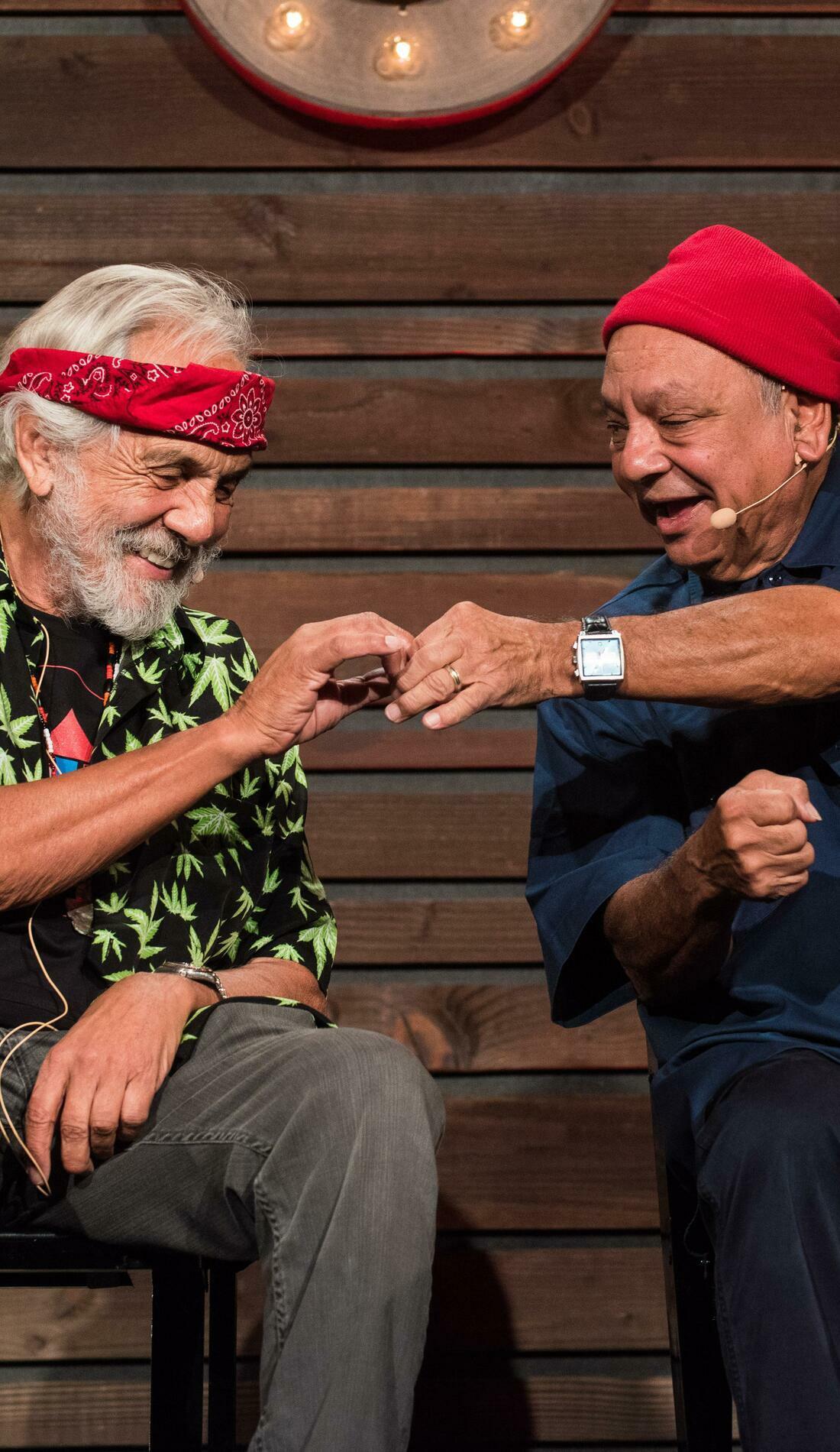 A Cheech & Chong live event