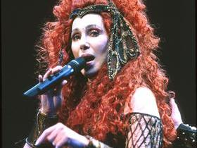 Cher with Chic