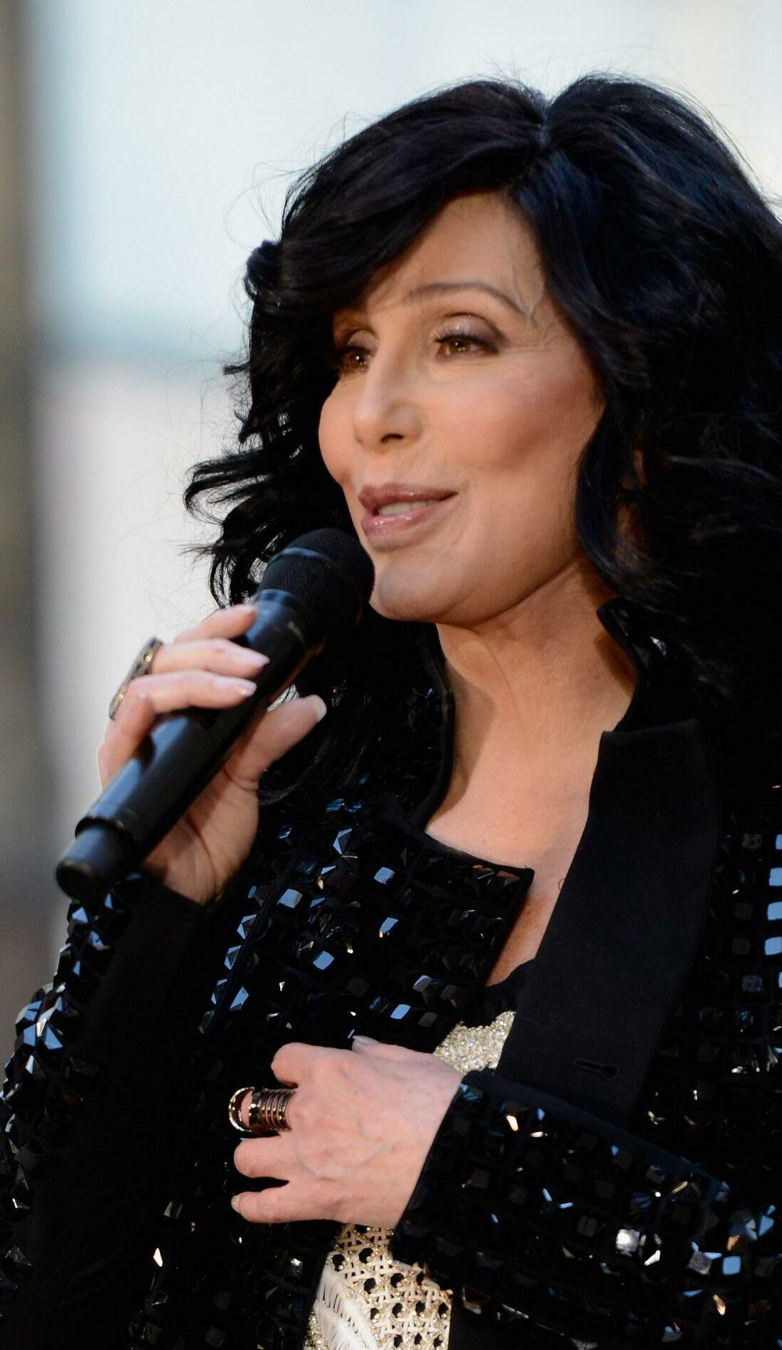 A Cher live event