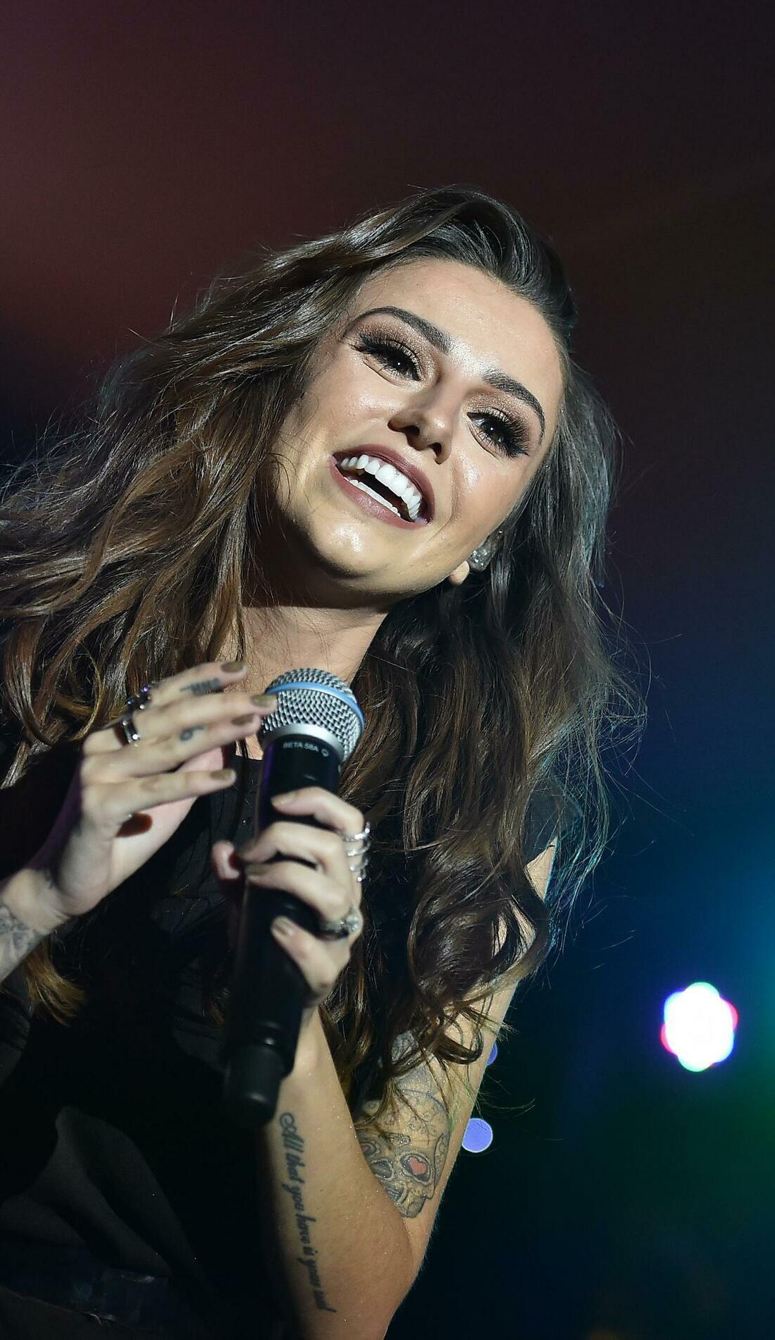 A Cher Lloyd live event