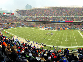 New England Patriots at Chicago Bears