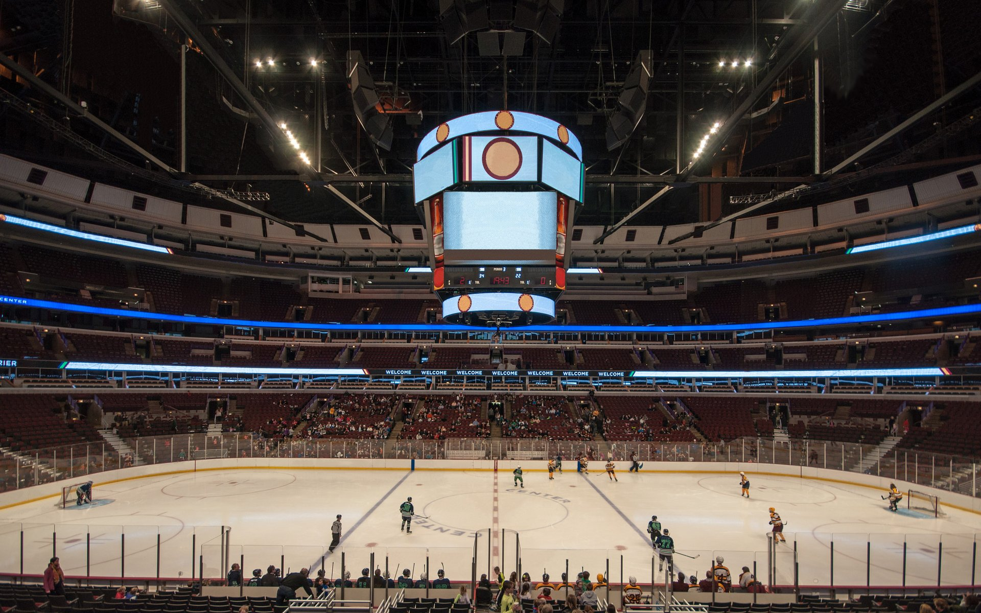 Columbus Blue Jackets Tickets | SeatGeek