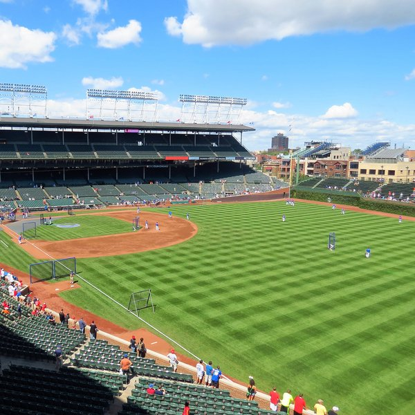 55dd276d33c54e Chicago Cubs ⚾ Tickets From $48 | SeatGeek