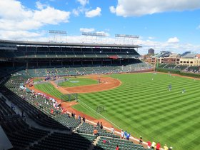 Chicago Cubs at Boston Red Sox