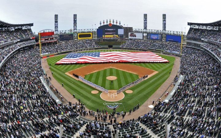 Us Cellular Field Seat Map Guaranteed Rate Field Seating Chart | SeatGeek