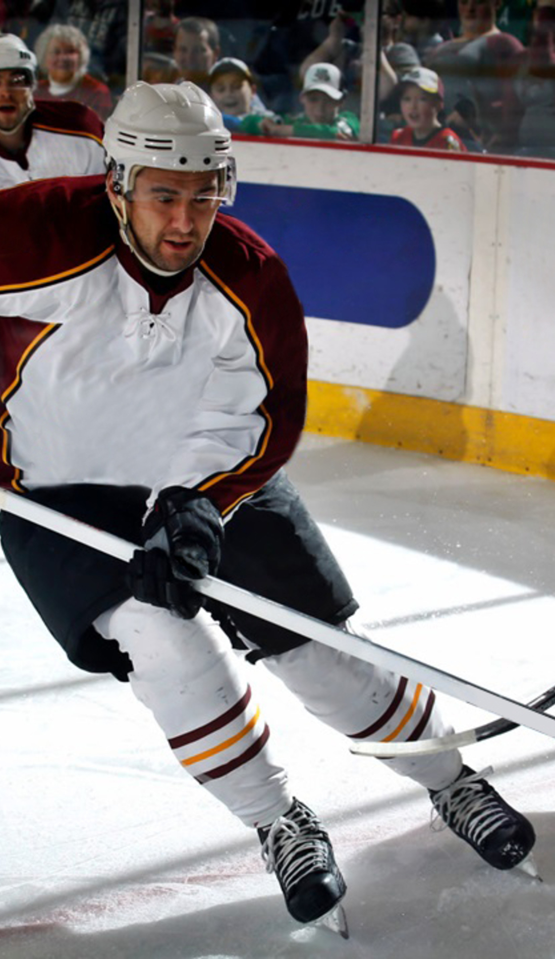 A Chicago Wolves live event