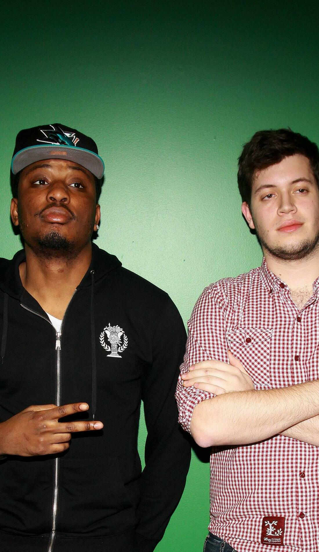 A Chiddy Bang live event
