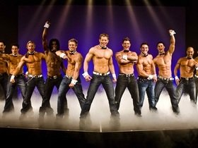 Advertisement - Tickets To Chippendales