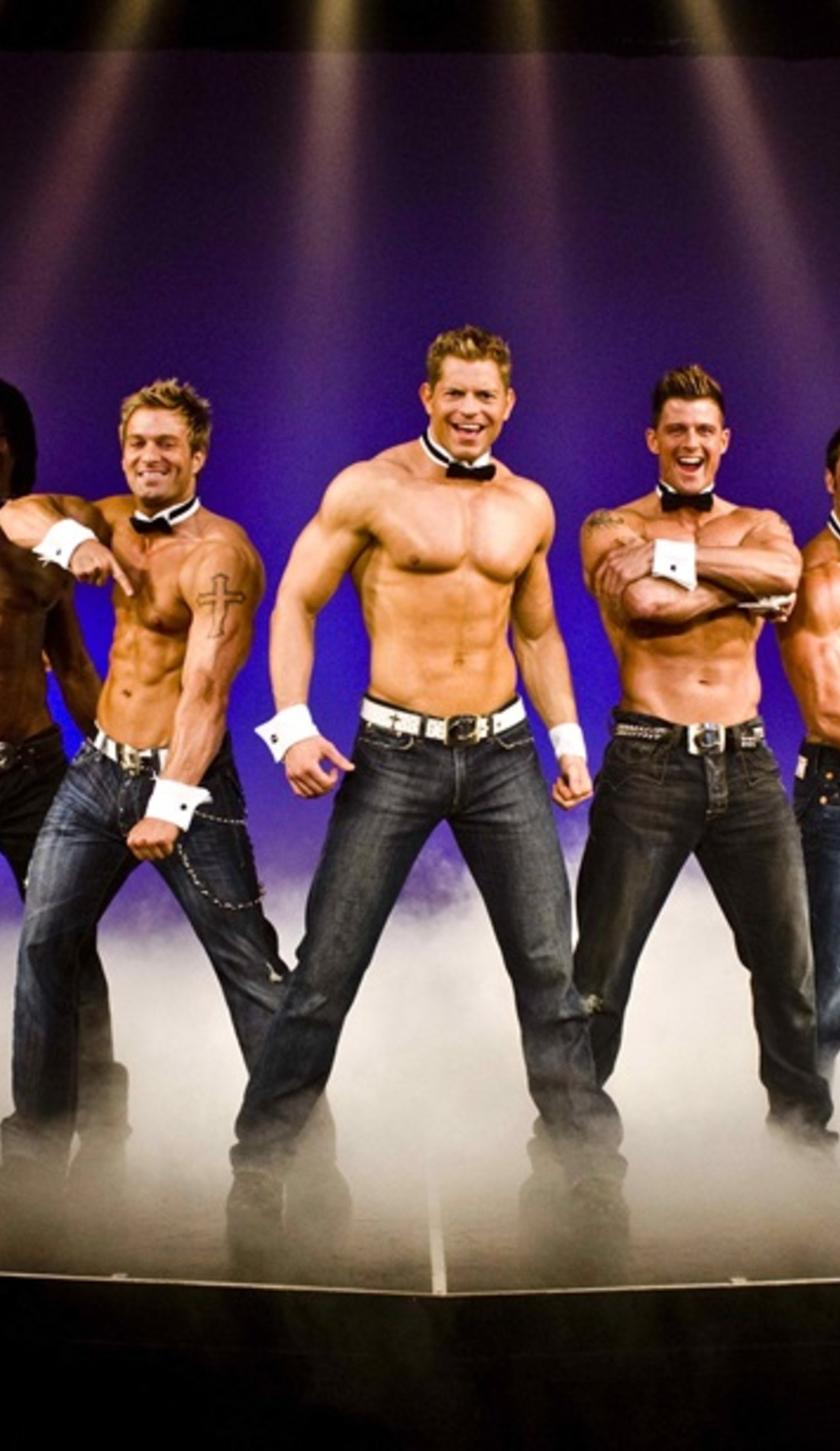 A Chippendales live event