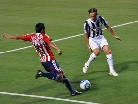 Chivas Guadalajara at Monarcas Morelia