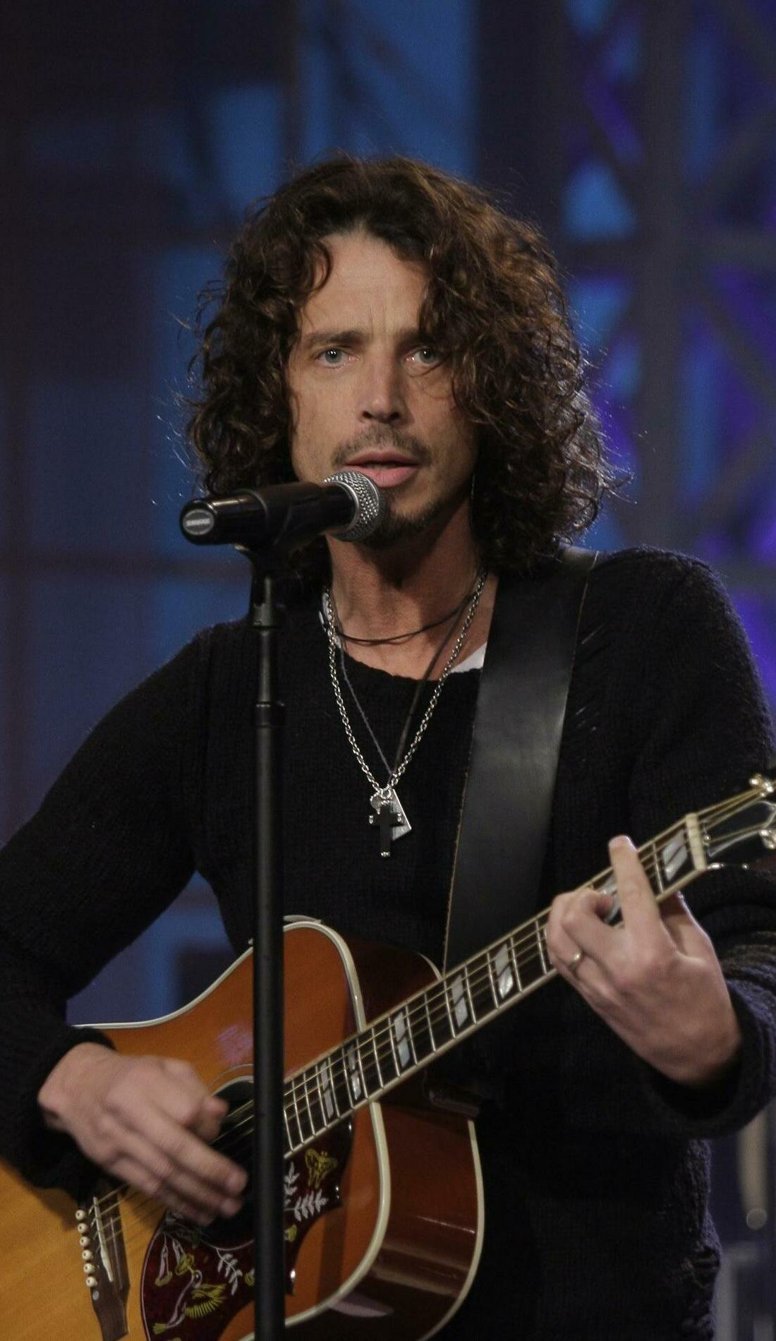 A Chris Cornell live event