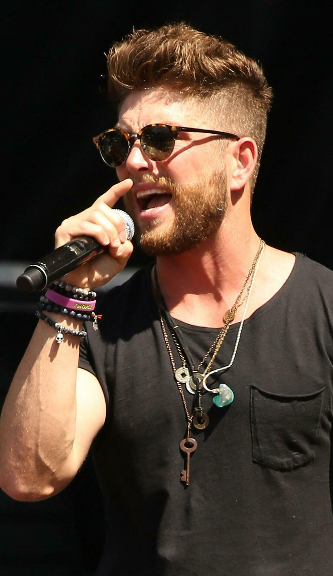 A Chris Lane live event