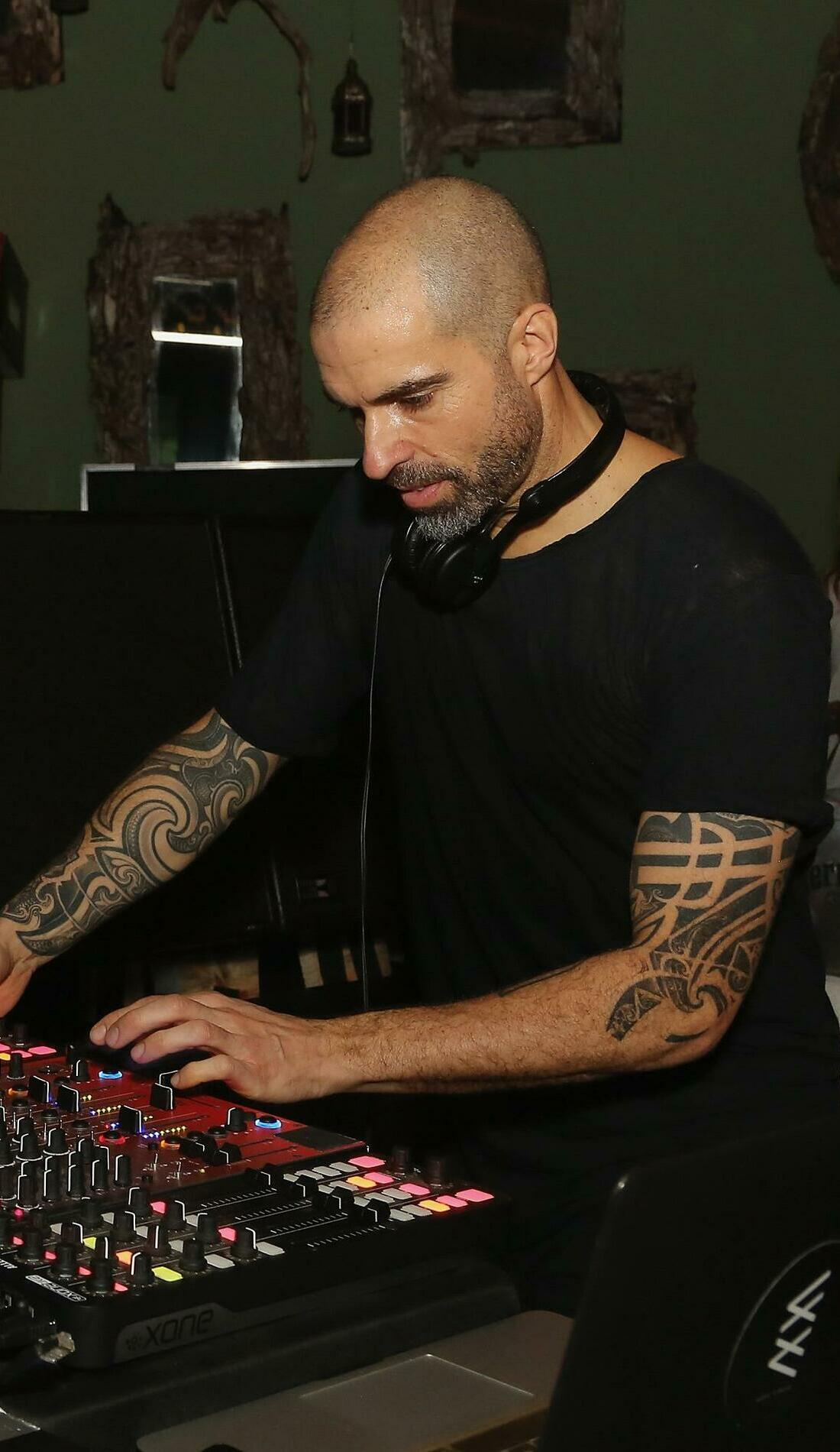 A Chris Liebing live event