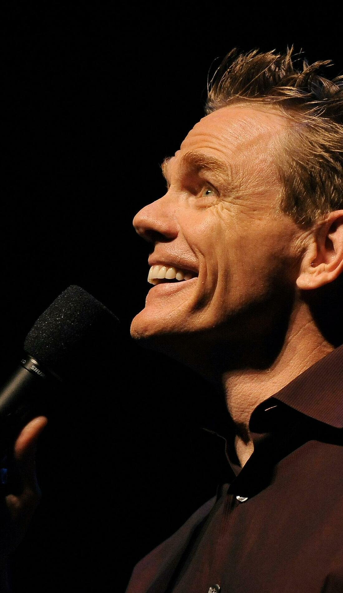 A Christopher Titus live event