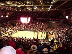 Ohio State Buckeyes at Cincinnati Bearcats Basketball