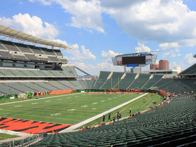 Buffalo Bills at Cincinnati Bengals