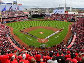 Los Angeles Dodgers at Cincinnati Reds