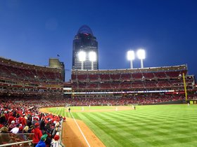 Miami Marlins at Cincinnati Reds