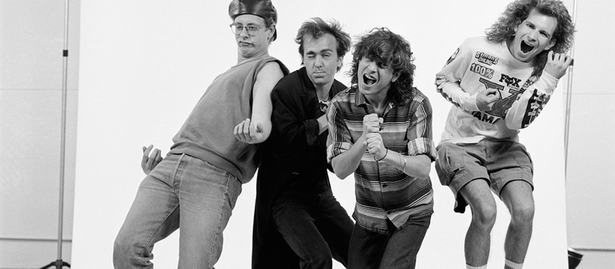 Circle Jerks with The Adolescents