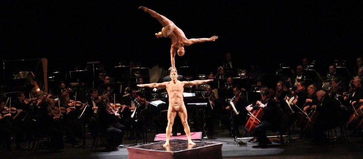Cirque De La Symphonie Tickets