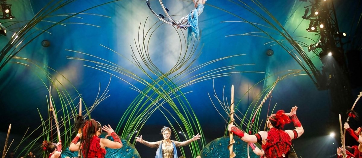 Cirque du Soleil: Amaluna Tickets