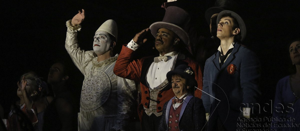 Cirque du Soleil - Corteo Tickets