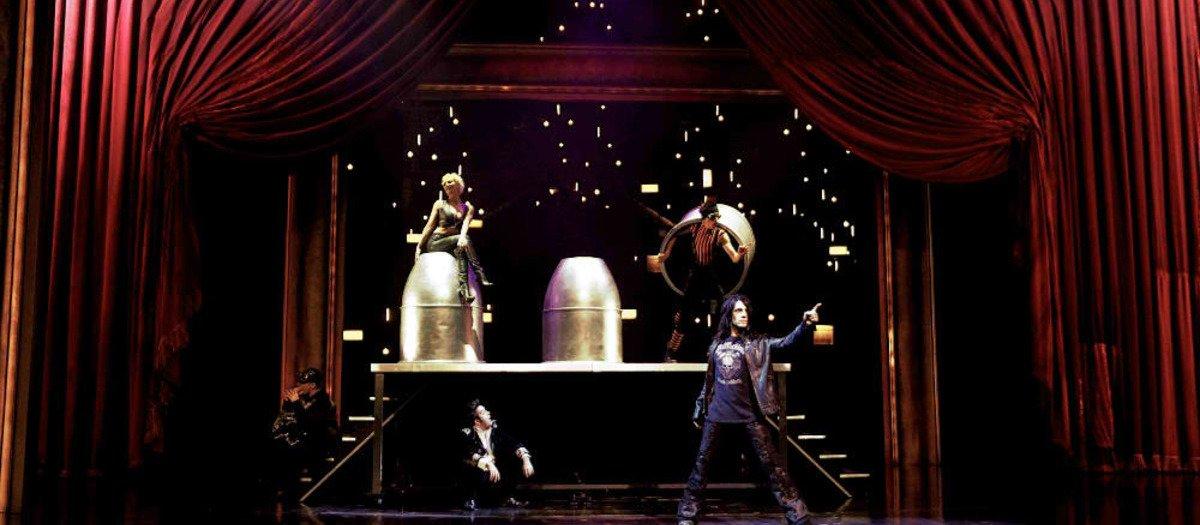 Cirque du Soleil Criss Angel Believe Tickets