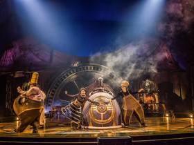 Advertisement - Tickets To Cirque du Soleil Kurios