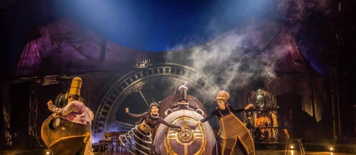 Cirque du Soleil Kurios Tickets