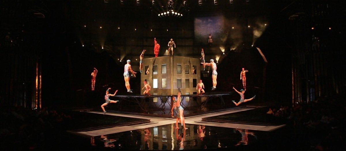 Cirque du Soleil - La Nouba Tickets