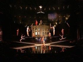 Cirque du Soleil - La Nouba - Orlando