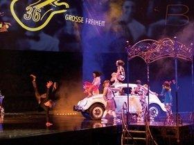 Cirque du Soleil Love Tickets
