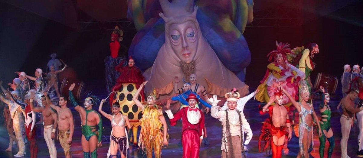 Cirque du Soleil - Mystere Tickets