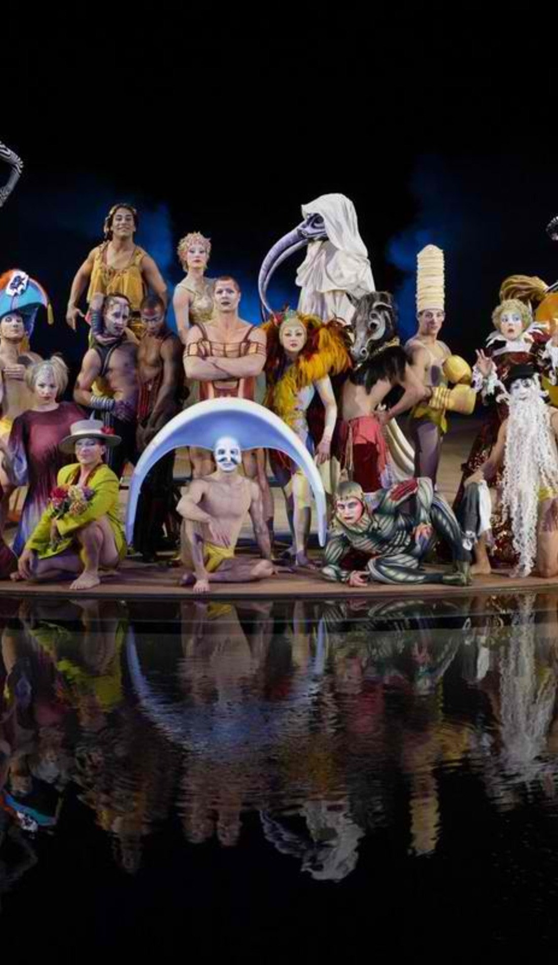 A Cirque du Soleil: O live event