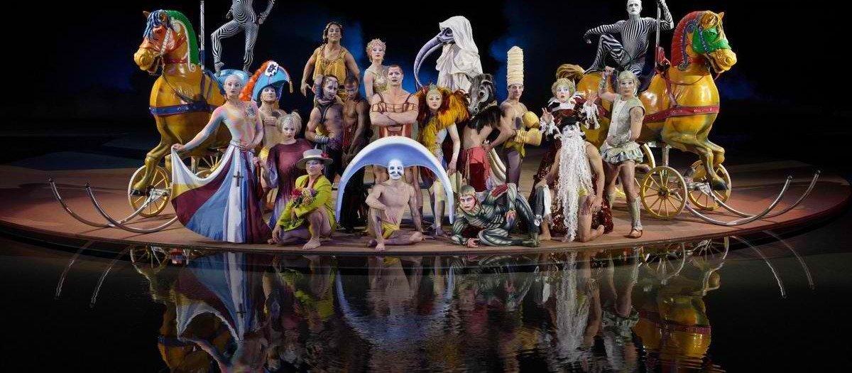 Cirque du Soleil - O Tickets
