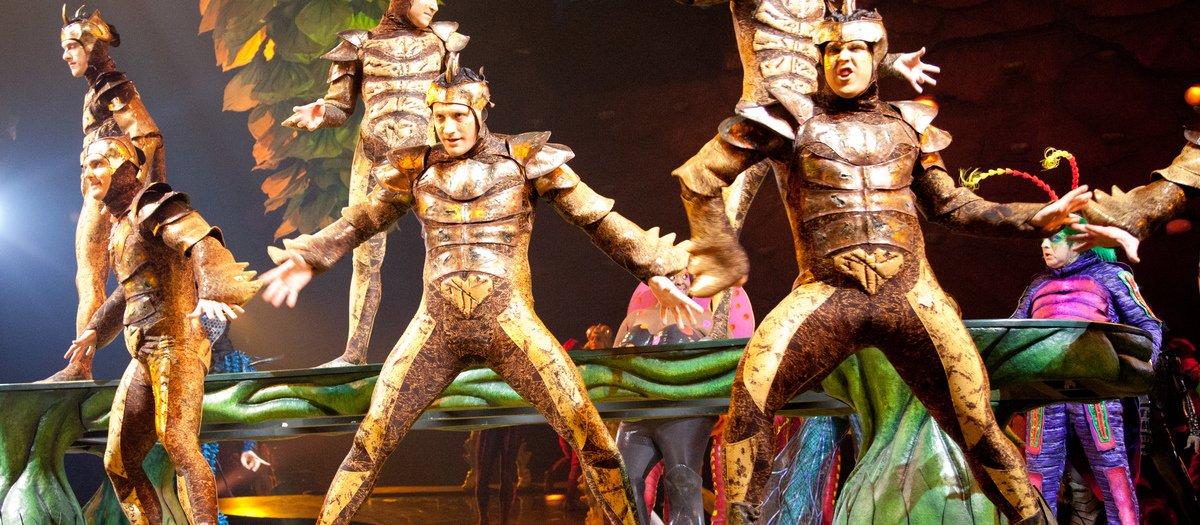 Cirque du Soleil: Ovo Parking Passes