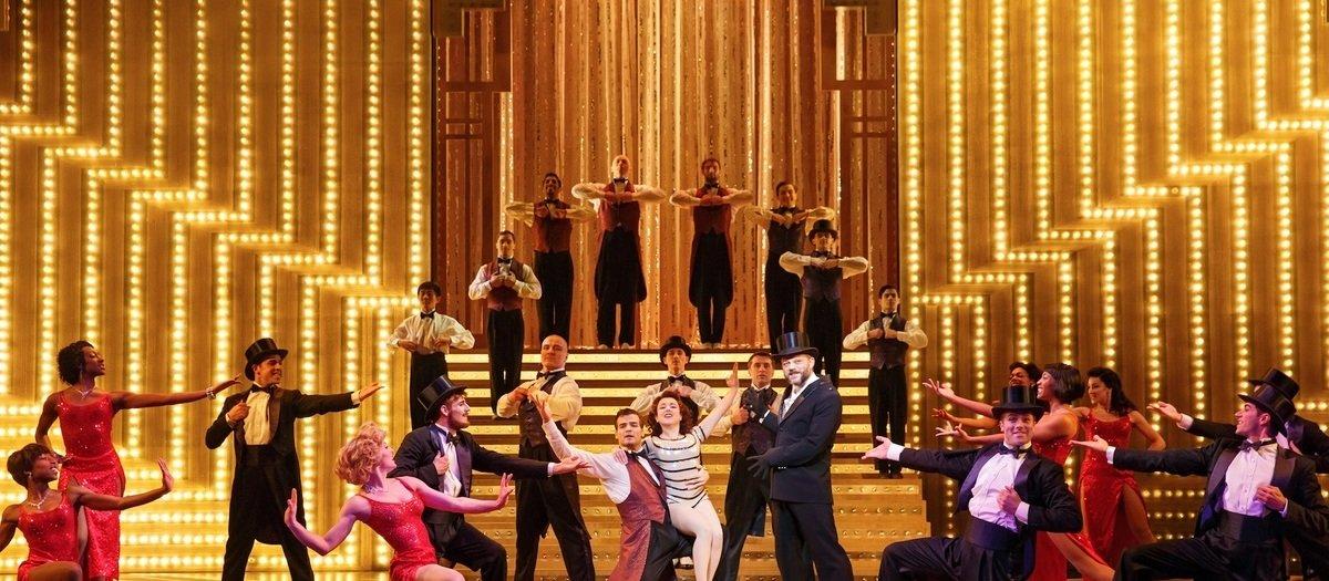 Cirque du Soleil Paramour Tickets