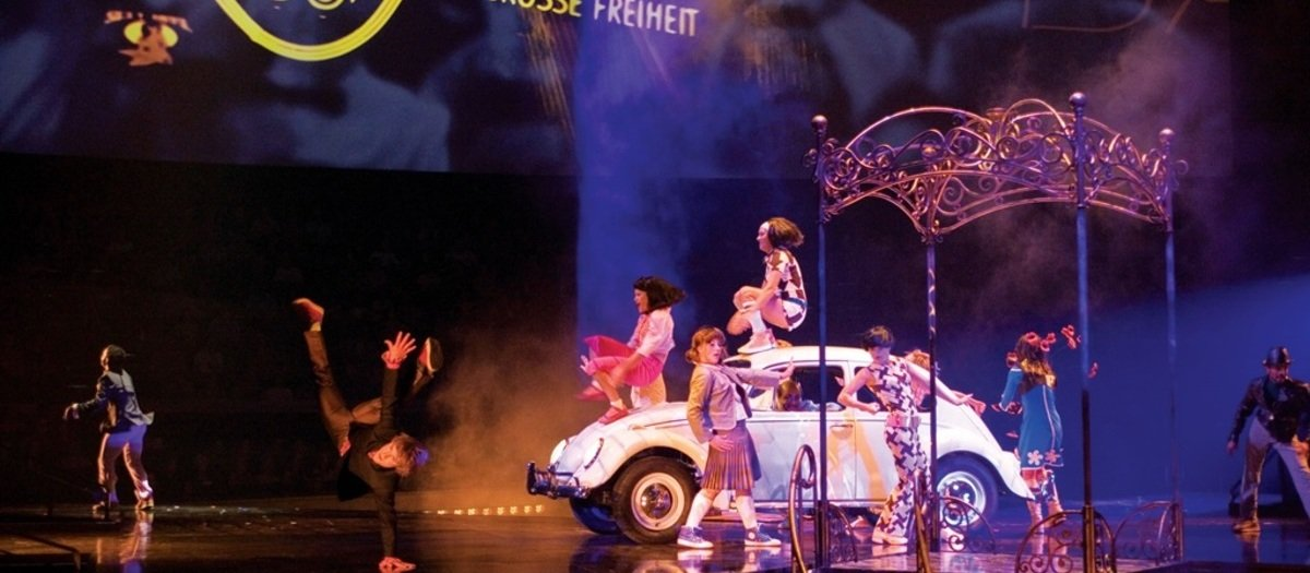 Cirque du Soleil: The Beatles - Love Tickets