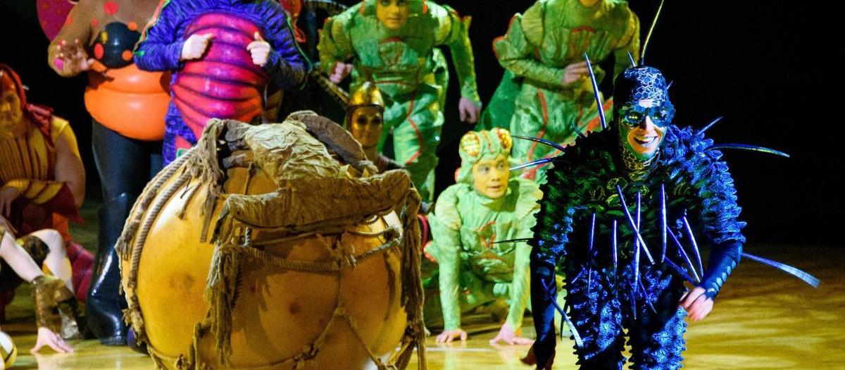 Cirque du Soleil: Twas The Night Before Tickets