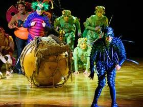 Cirque du Soleil: Twas The Night Before - Orlando