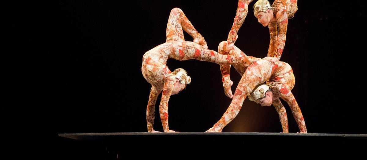 Cirque du Soleil - Volta Tickets