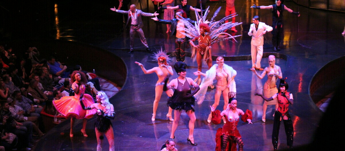 Cirque du Soleil: Zumanity Tickets