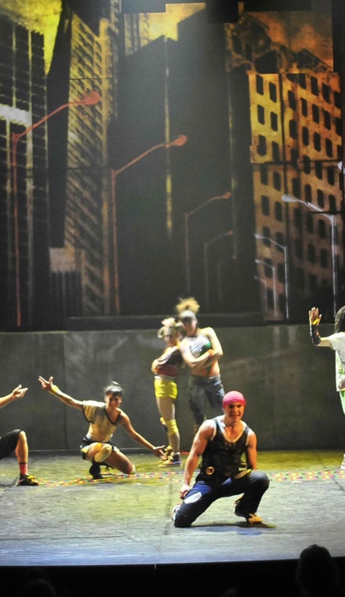 A Cirque Eloize live event
