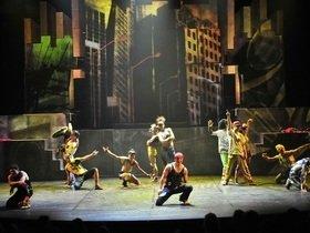 Cirque Eloize Tickets